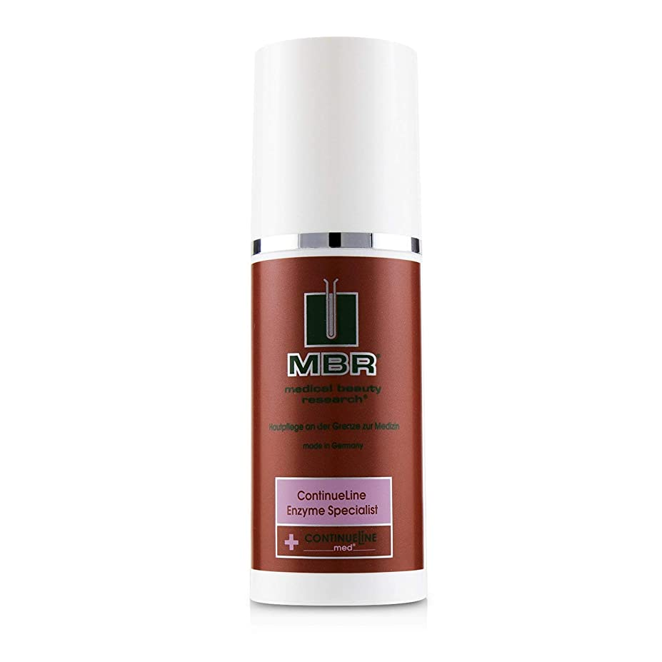 政策懐疑論黒人MBR Medical Beauty Research ContinueLine Med ContinueLine Enzyme Specialist 100ml/3.4oz並行輸入品
