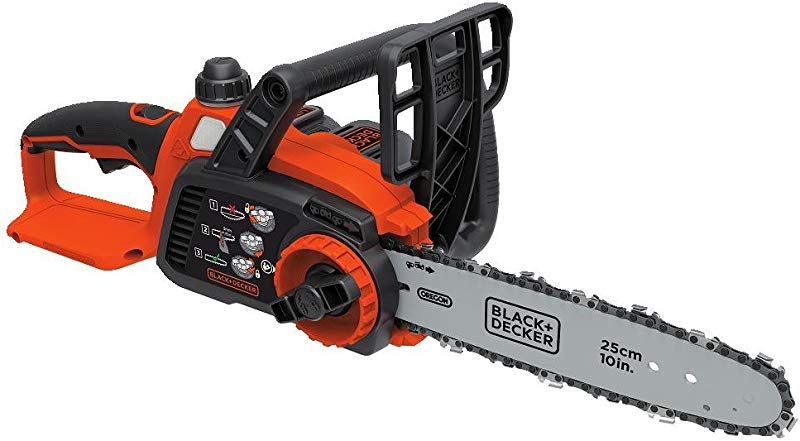 BLACK DECKER 20V MAX Cordless Chainsaw 10 Inch LCS1020