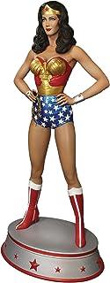 Tweeter Head Wonder Woman: Lynda Carter Maquette Statue