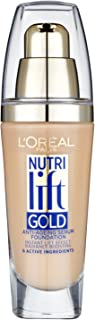 Best nutri lift gold anti ageing foundation Reviews