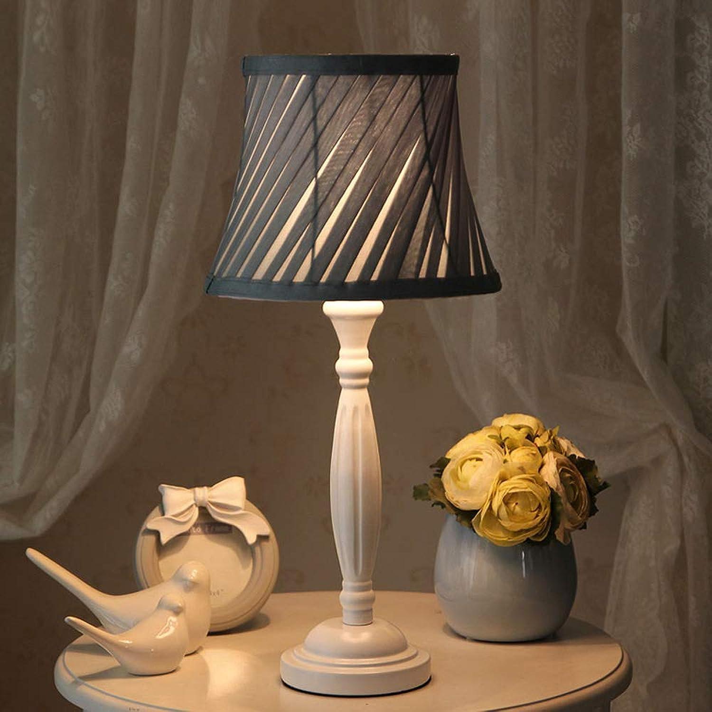 Xiao Yun   American Style einfachen mediterranen Stil Kinder Prinzessin Zimmer Tischlampe Nachttisch dekorative Tischlampe