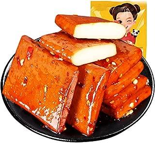 Sichuan Flavor Spicy Snack Tofu Spicy Bean Curd with Spicy Flavor 250g (8.8oz)