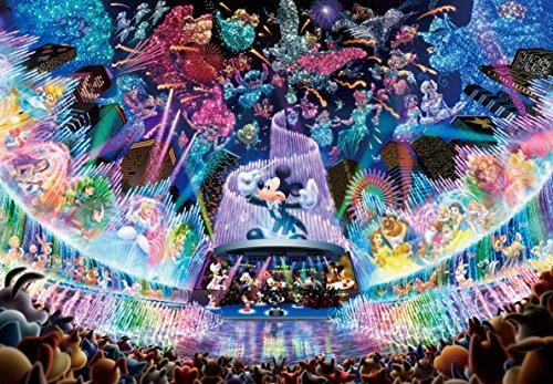 Tenyo Disney Agua sueño Concierto–Puzzle (1000Piezas)