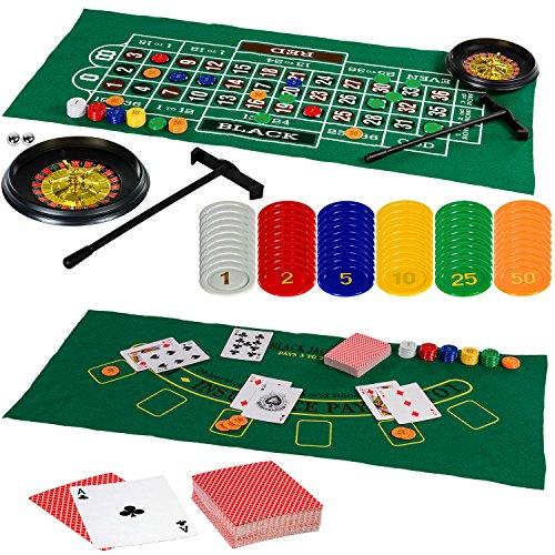 Maxstore Multigame Spieletisch Mega 15 in 1, inkl. komplettem Zubehör, Spieltisch mit Kickertisch, Billardtisch, Tischtennis, Speed Hockey uvm. in schwarzem Holzdekor - 7