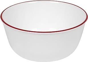 Corelle Platos 828 ml, Classic Cafe Red, 1 unidad