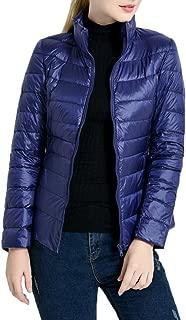Mochoose Women's Ultra Light Weight Outdoor Packable Coat Outwear Puffer Down Jacket