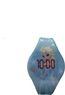Frozen or Disney Princess Watch for Girls Touch LED Watch with Light Up Time Display - Elsa or Ariel, Cinderella & Belle