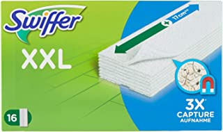 Swiffer Cloths XXL Pieces CATTURAPOLVERE, 1 Package of 16 Pieces