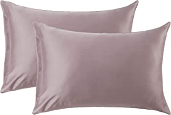 Set of 2 Bedsure Queen Size Pillowcase