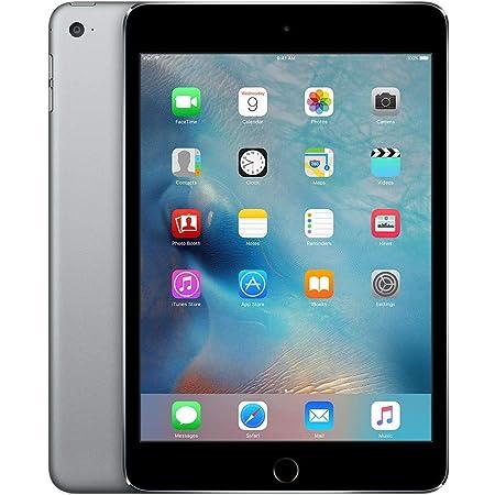 Apple Ipad Mini 4 32gb Wi Fi Cellular Space Gray Renewed Computers Accessories