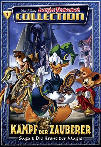 Lustiges Taschenbuch Collection Nr. 1: Kampf der Zauberer - Die Krone der Magie