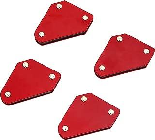 TANKSTORM Welding Magnet New Set Tig Arc Mig Magnetic Welding Square Magnetic Welding Holder 10 lbs Capacity (76010-4Pack)