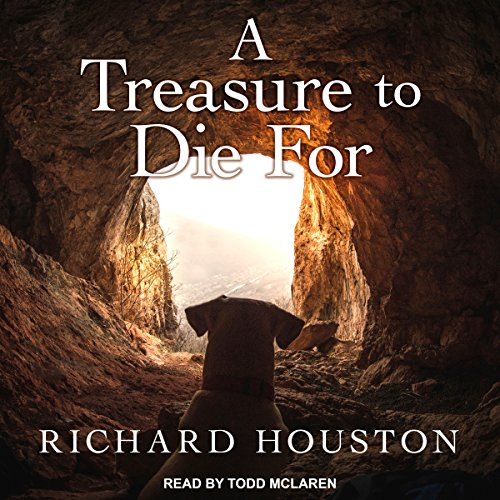 A Treasure to Die For audiobook cover art