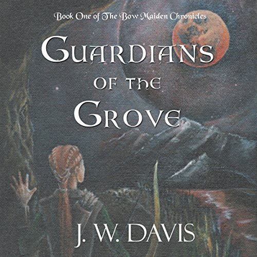 Guardians of the Grove cover art