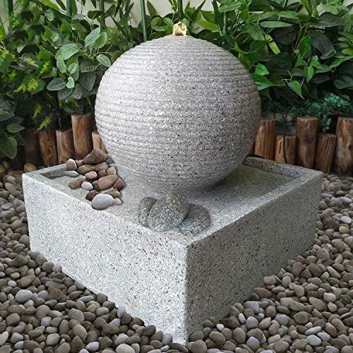 Profi-Pumpe.de -  Amur Gartenbrunnen