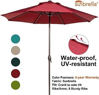 sunbrella market umbrella replacement