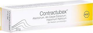 Contractubex® - tube 20 gram - gel - origineel Merz - Duitsland - beste crème voor littekens, ustionen, acne, chirurgische...