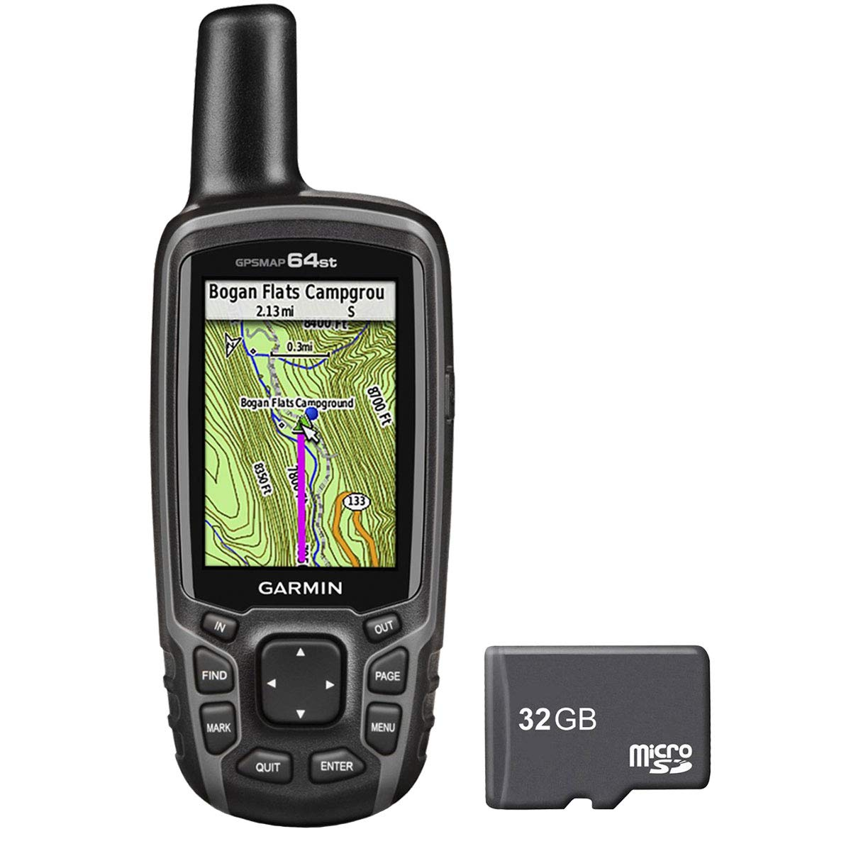 Garmin Worldwide Handheld Subscription Preloaded