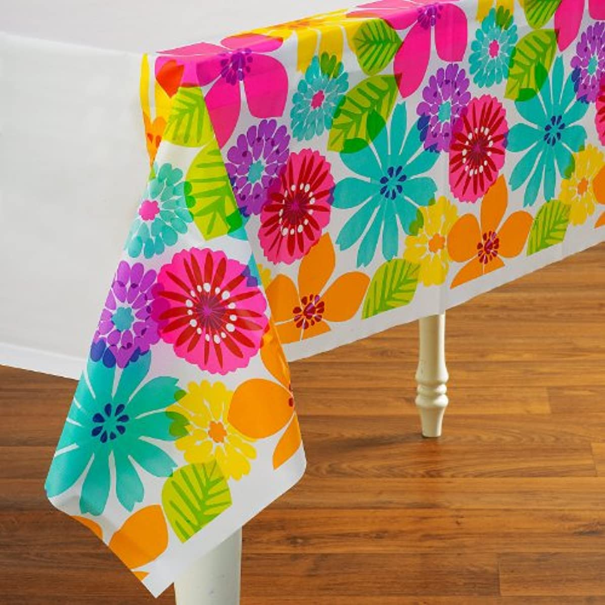 AmscanDay in Paradise Party Table Cover, 54