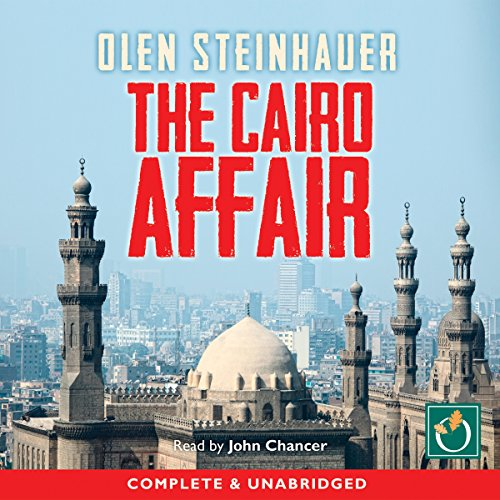 The Cairo Affair cover art