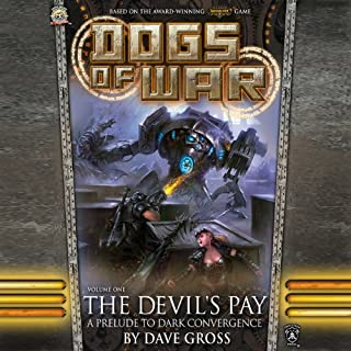 The Devil's Pay audiobook cover art