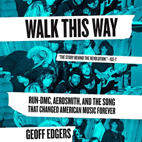 Walk This Way Audiobook By Geoff Edgers cover art