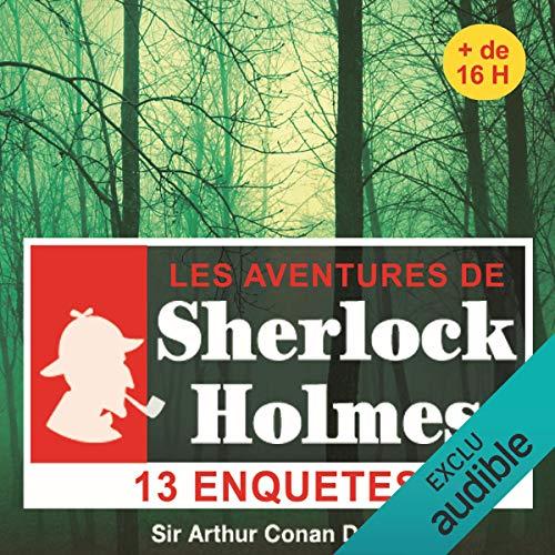 13 enquêtes de Sherlock Holmes - Les enquêtes de Sherlock Holmes Titelbild