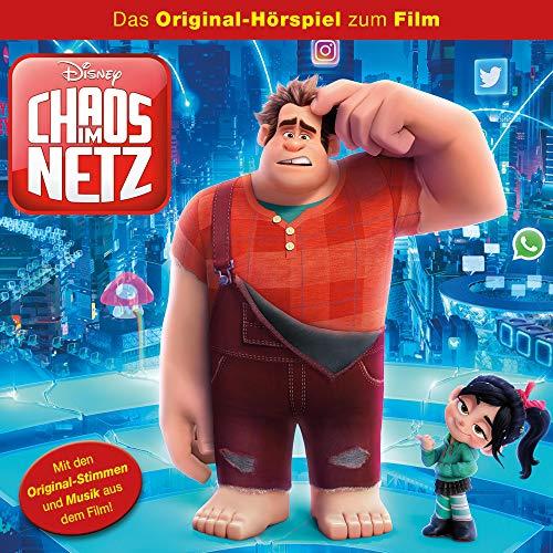 Chaos im Netz. Das Original-Hörspiel zum Kinofilm Titelbild
