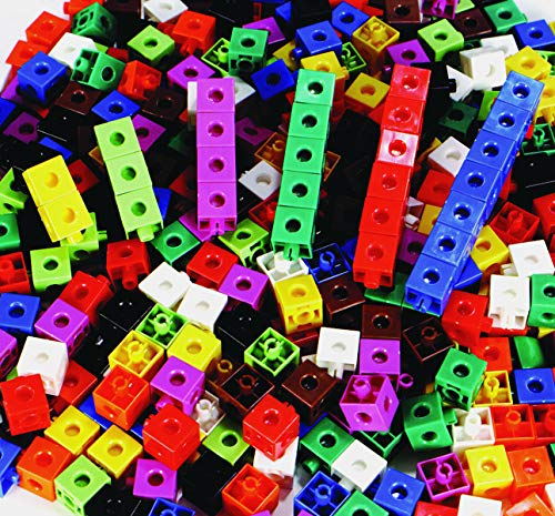 Childcraft Linking Cube Set 400 of Direct Max 78% OFF stock discount - 1404571