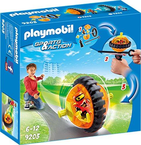 Playmobil 9203 - Speed Roller Orange