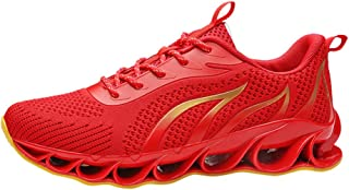 Men's Casual Mesh Breathable Comfortable And Durable Tennis Basketball Golfers Sport Running Fitness Fat Burning Competition Professionally Designed Lightweight And Efficient Non-slip Shoes Sneakers