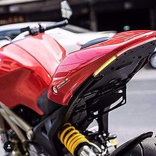 New Rage Cycles Ducati Monster 696 Fender Eliminator Kit
