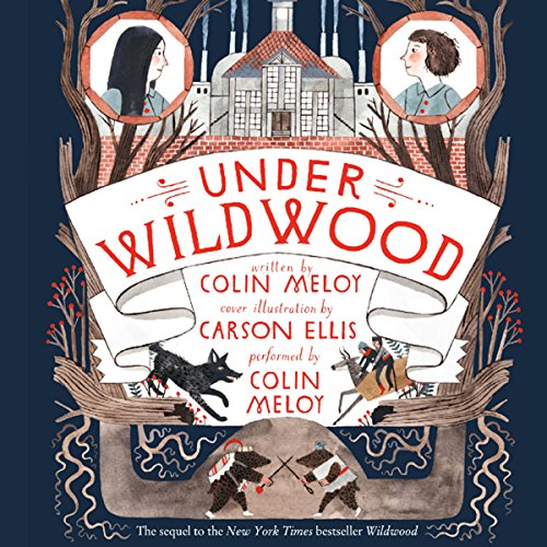 Under Wildwood audiobook cover art