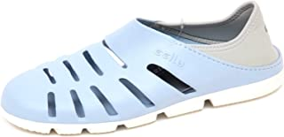 Ccilu E8112 (Without Box) Sneaker Uomo Light Blu Rubber Sandal Slip on Shoe Man