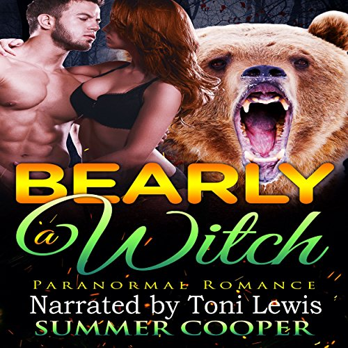 Bearly a Witch audiobook cover art