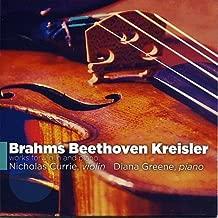 nicholas currie violin