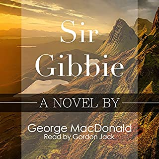 Sir Gibbie audiobook cover art