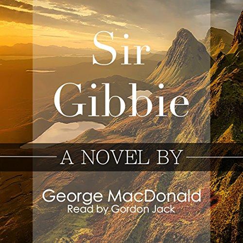Sir Gibbie audiobook cover art