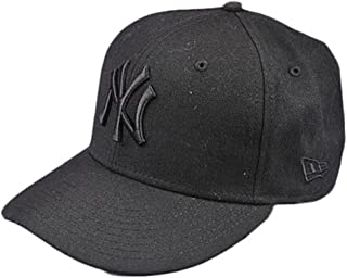 New Era Yankees Twill Baseball Cap - black, 7 - 55.8