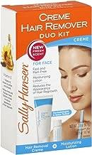 Sally Hansen Cream Hair Remover Kit (Pack of 2)