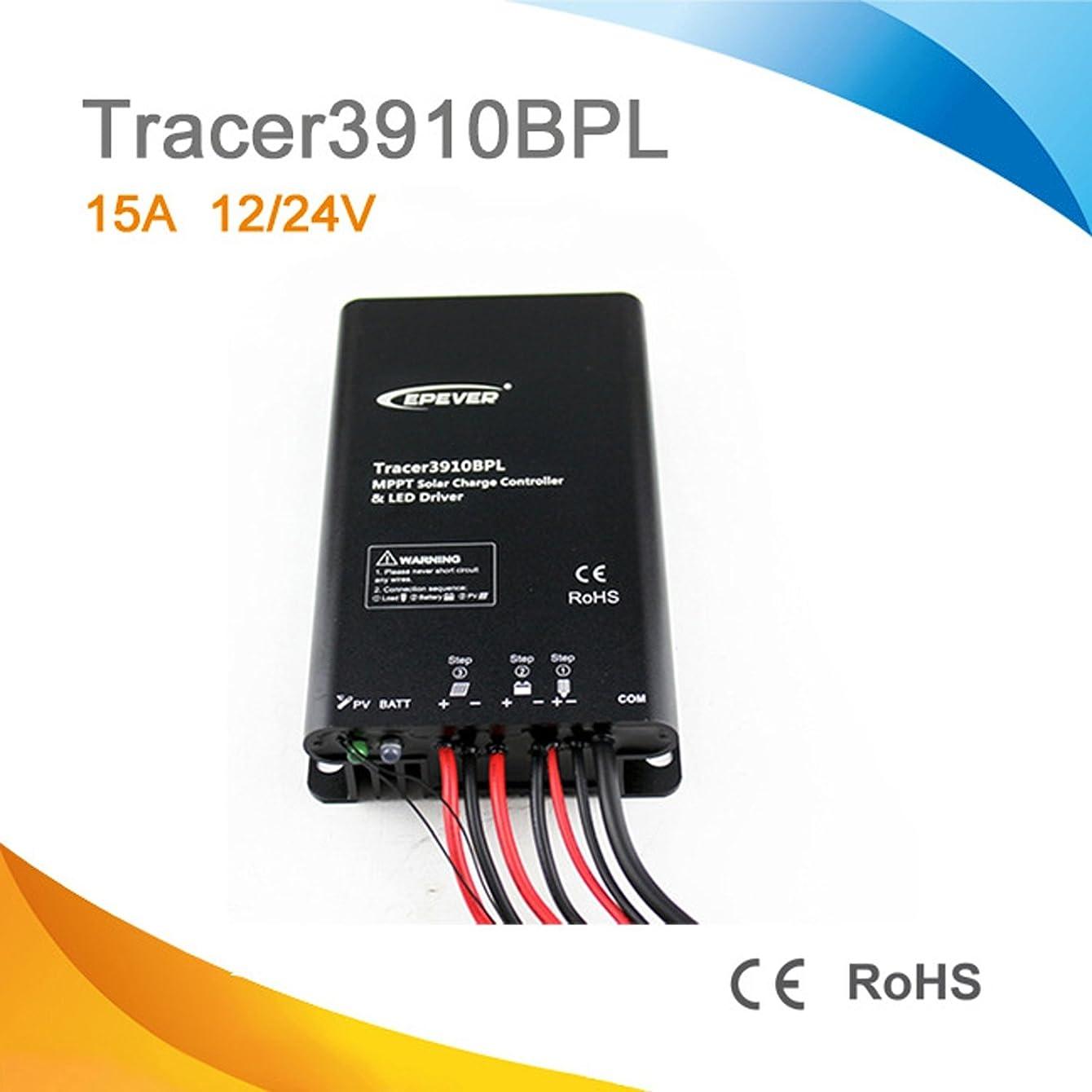 くつろぐ人に関する限り歌うソーラーパネル充電器コントローラー MPPTソーラー充電コントローラ、タイマー、LEDドライバプログラム付きアプリTracer2606BPL Tracer2610BPL Tracer3906BPL Tracer3910BPL Tracer5206BPL Tracer5210BPL ソーラー充電 (Style : Tracer3910BPL)