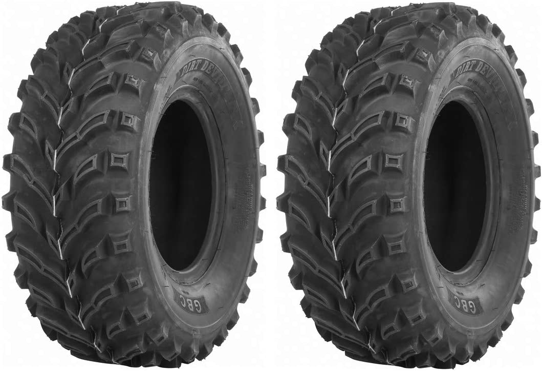 New GBC Dirt Devil Front Tires - Limited 2021 autumn and winter new time cheap sale 10 Kawa 22 x 11 1993-2000