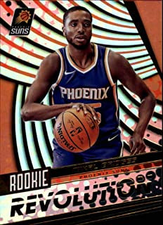 2018-19 Panini Revolution Rookie Revolution #17 Mikal Bridges Phoenix Suns NBA Basketball Trading Card