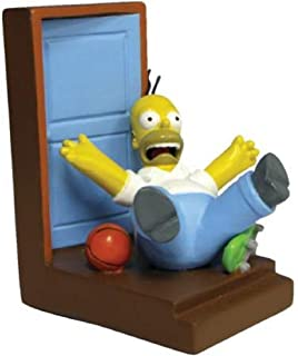 Simpsons Doorstop Homer Slipping