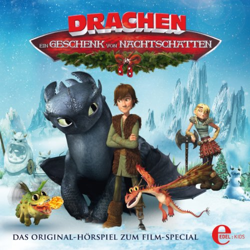 Drachen - Ein Geschenk von Nachtschatten Titelbild