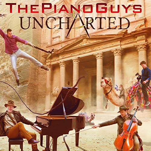 THE PIANO GUYS/ UNCHARTED; DELUXE EDITION
