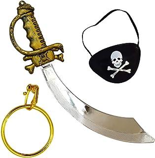 12x Gonflable Pirate épée 60 cm-Jouet Butin//Fête Sac Remplissage Enfants//Enfants