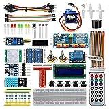 ZRNG Super Starter Kit Fit para Raspberry PI 4 Modelo B DIY Set de Aprendizaje RPI electrónico DIY PI 3B + 3A + 2B 1B + 1A + Zero W + Principiante