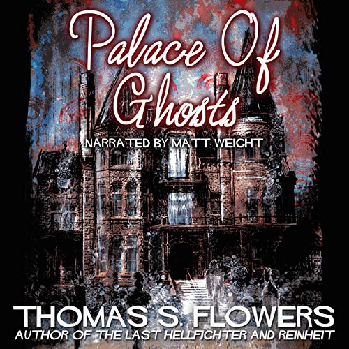 Palace of Ghosts audiobook cover art