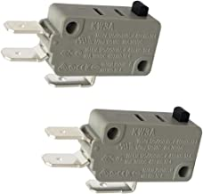 LONYE KW3A-16Z0-A200-76 Microwave Oven Door Switch 16A 125/250VAC 40T105(Pack of 2)